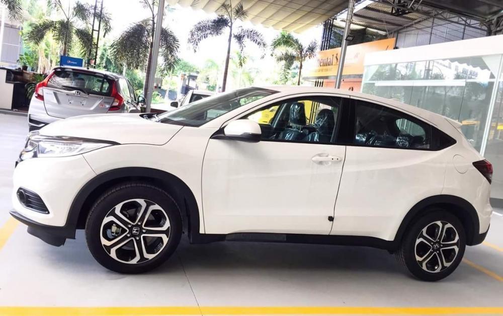 Bán Honda HRV 2019 - xe giao ngay - quà liền tay