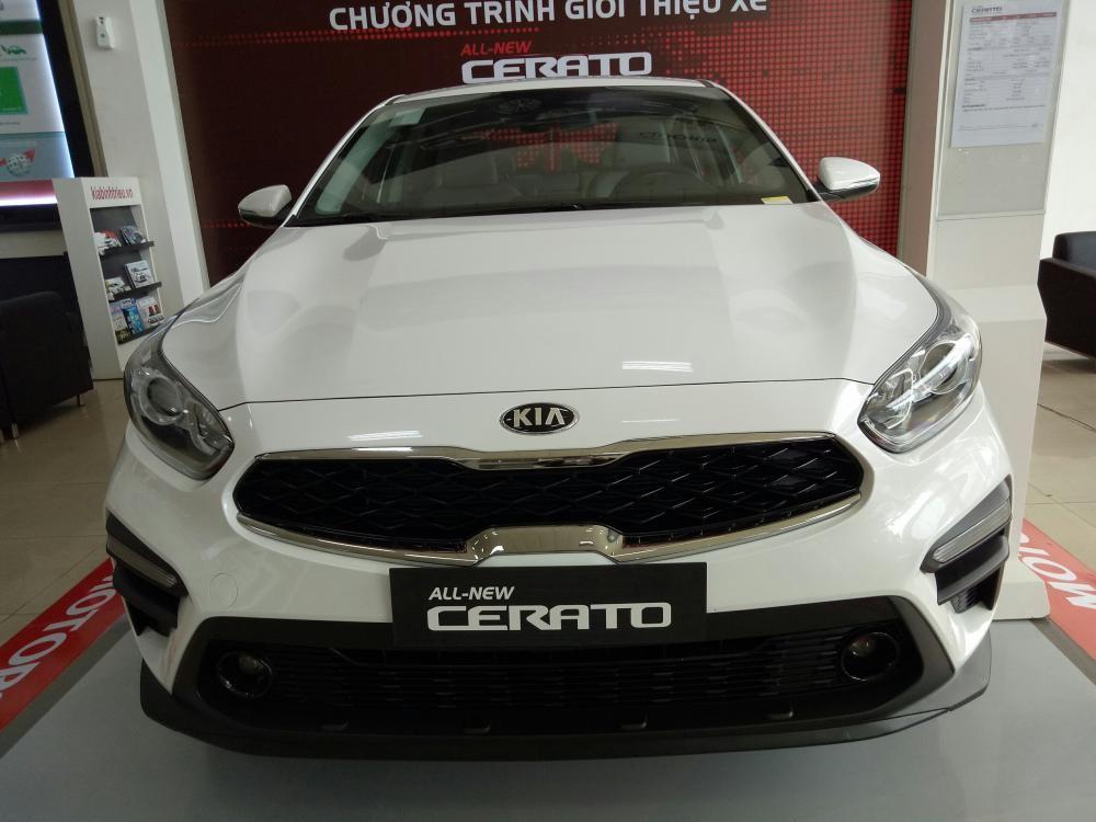 Kia Cerato 2020 ưu đãi hấp dẫn, hỗ trợ vay 90%, uber, Grab, cùng nhiều quà tặng