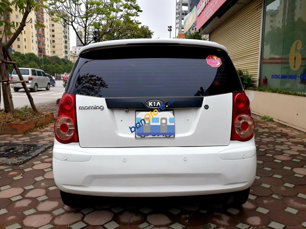 Bán Kia Morning Van đời 2014, màu trắng, nhập khẩu, số tự động, giá cạnh tranh