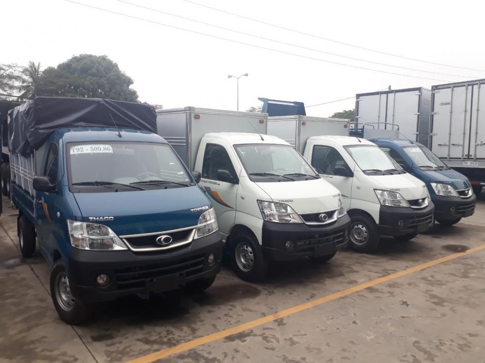Xe tải Towner 9 tạ 9 Hải Phòng giá ưu đãi, khuyến mại ngay khi mua xe
