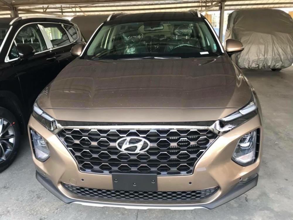 Hyundai Lê Văn Lương Hyundai Santafe 2018 giá tốt