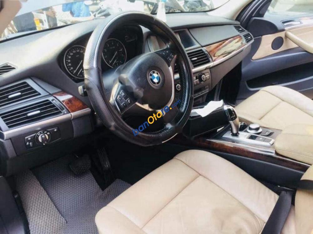 Bán BMW X5 3.0si sản xuất năm 2007, màu đen, nhập khẩu