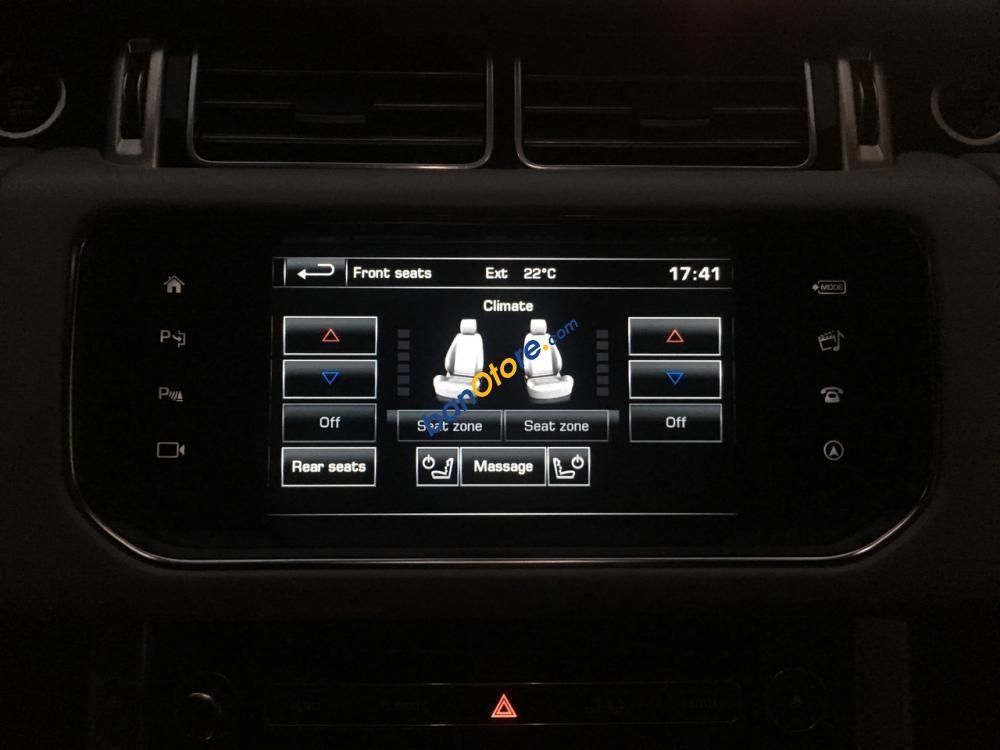 Xe LandRover Range Rover HSE 3.0 sản xuất 2016, màu trắng, nhập khẩu như mới