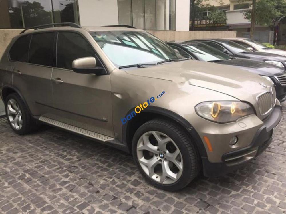 Cần bán gấp BMW X5 sản xuất 2007, nhập khẩu, giá cạnh tranh