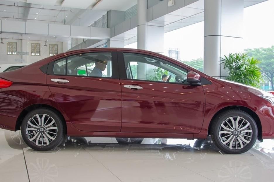 Bán Honda City mới 100%, đủ màu, giao ngay, hỗ trợ trả góp lãi suất thấp