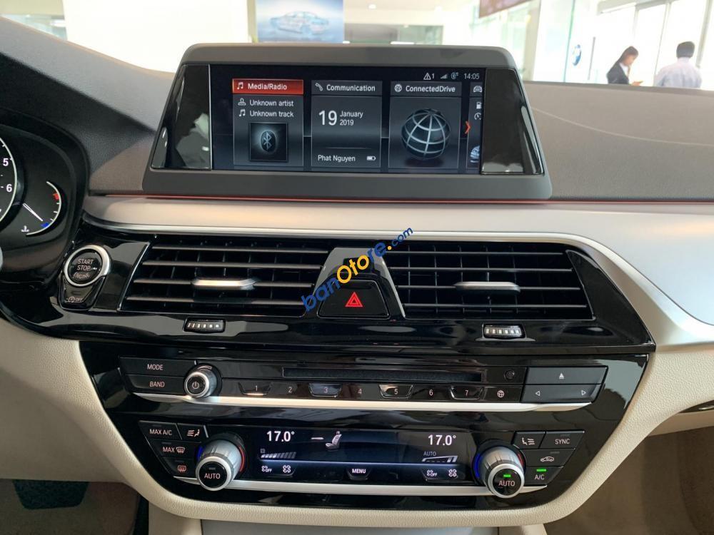 Bán BMW 5 Series 520i sản xuất 2019, nhập khẩu nguyên chiếc