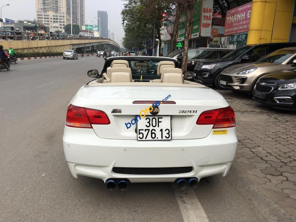 Bán BMW 320i Sport mui trần model 2010, biển Hà Nội, nhập khẩu từ Đức, bản đặc biệt