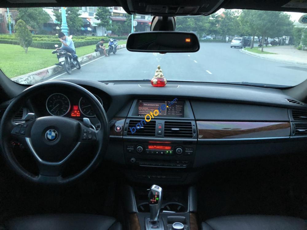 Bán BMW X6 sản xuất năm 2009, màu đỏ, nhập khẩu, 775tr