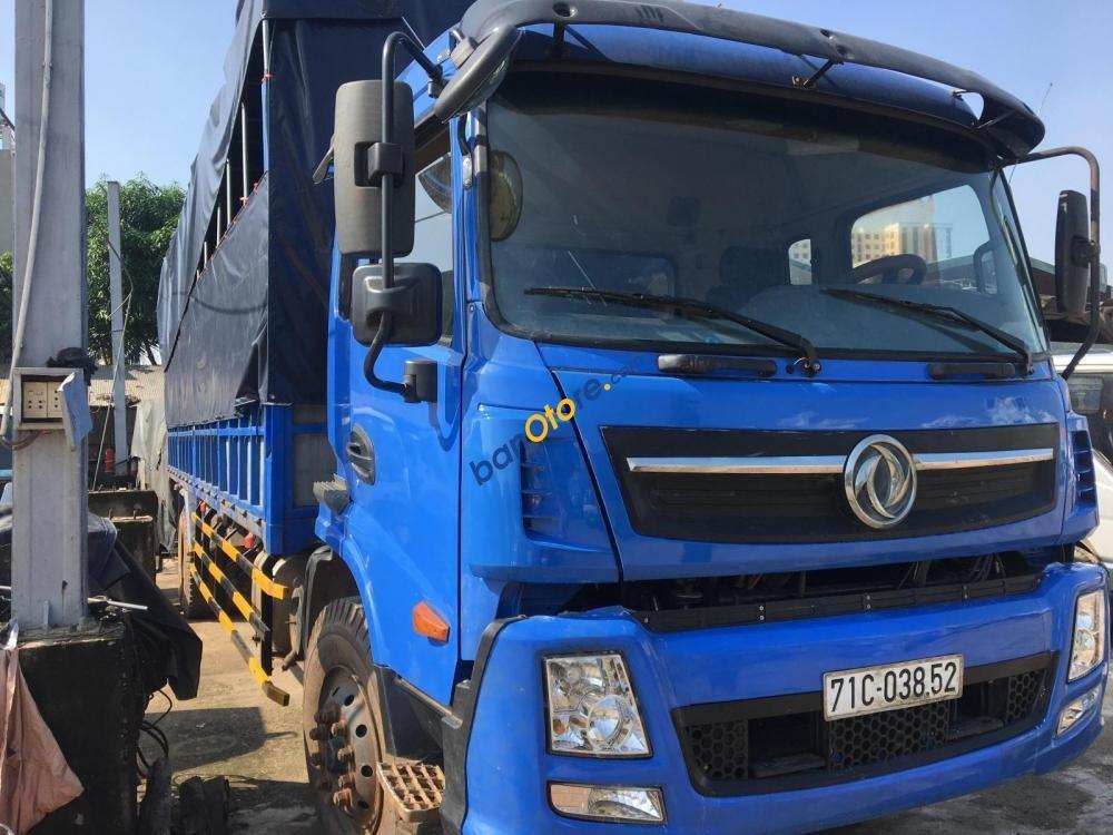 Cần bán gấp xe tải Trường Giang năm 2015, màu xanh lam