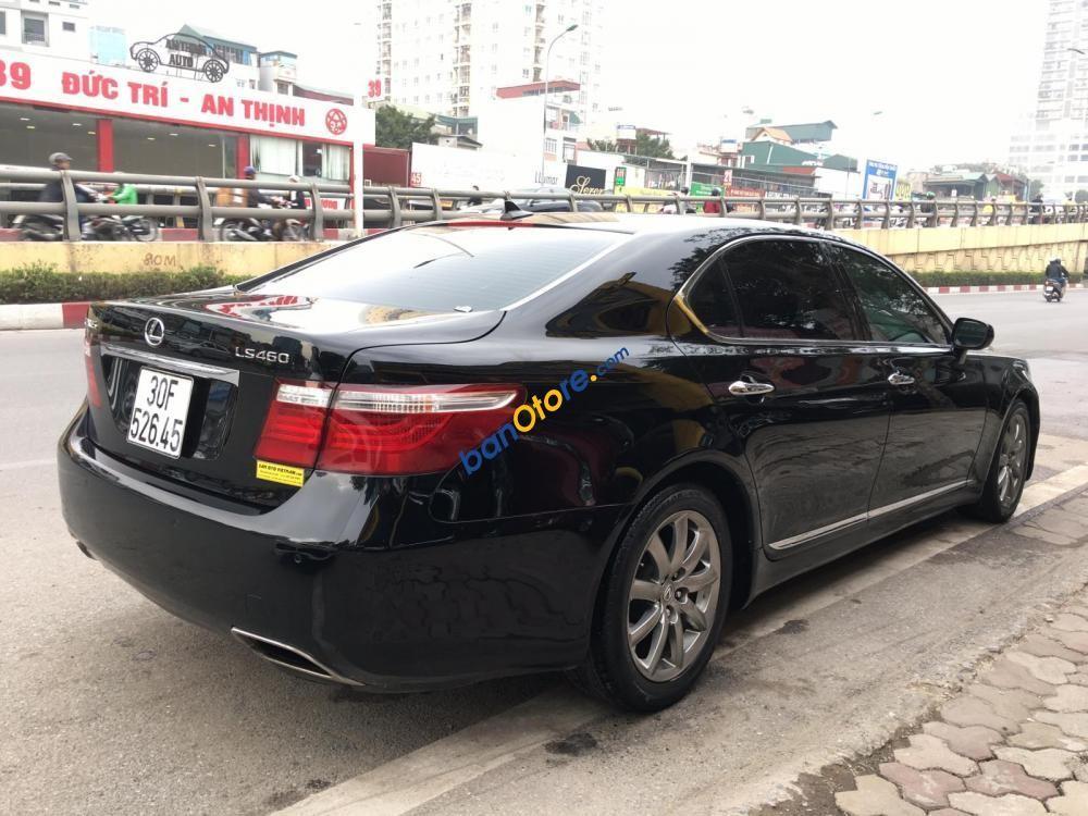 Bán Lexus LS 460L 2009 nhập khẩu nguyên chiếc, xe rất nhiều tiện nghi cao cấp, cực êm ái, chống ồn cực tốt