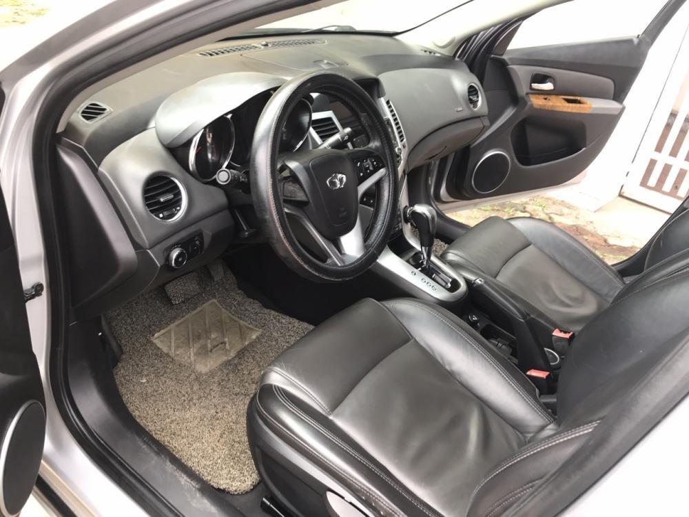 Cần bán Daewoo Lacetti CDX 2009, màu bạc, nhập khẩu