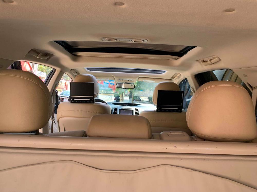 Bán xe Toyota Venza 2.7 đen nội thất kem, nhập Mỹ 2009 hàng hiếm