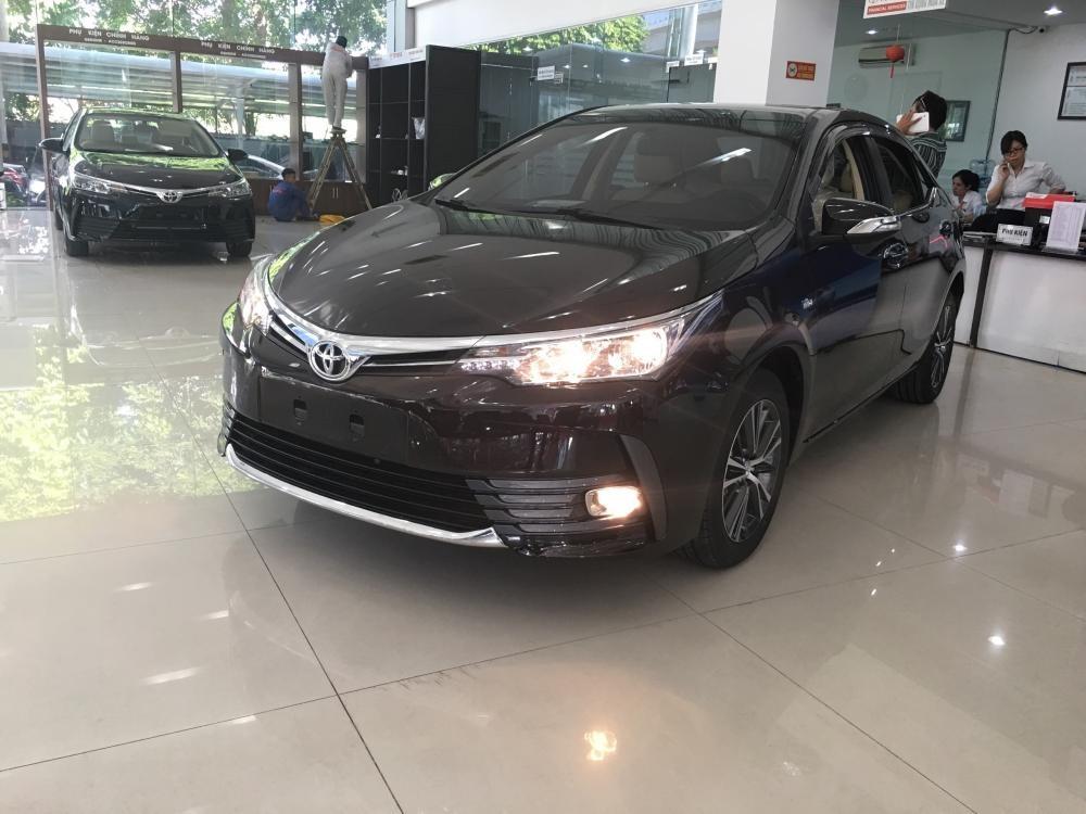 Mua Altis đến Toyota Hà Đông nhận ưu đãi khủng mừng năm mới