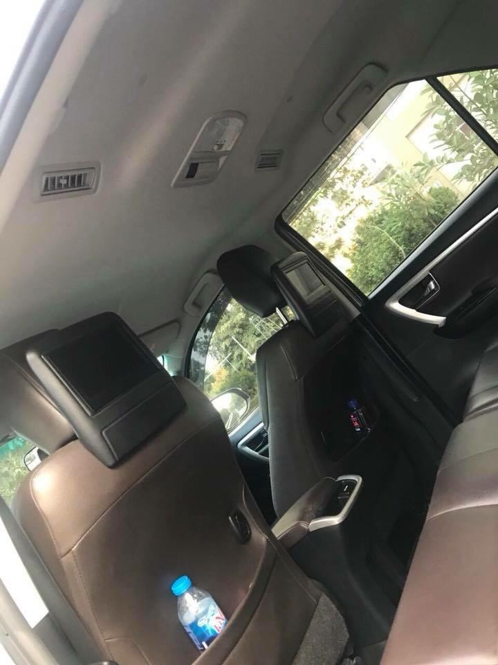Xe Toyota Fortuner AT đời 2016, màu nâu, nhập khẩu giá cạnh tranh