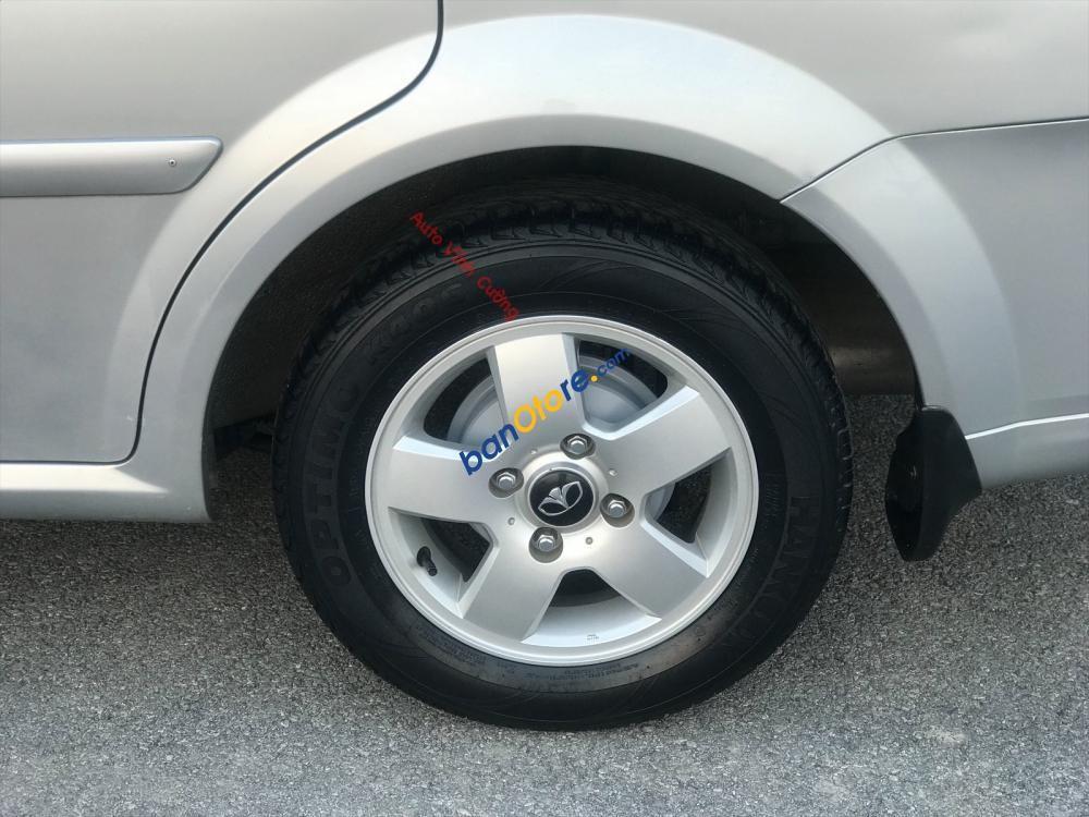 Bán ô tô Daewoo Lacetti 1.6EX sản xuất năm 2009, màu bạc, 240 triệu