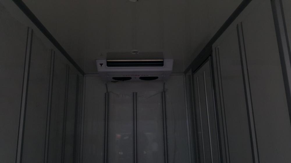 Bán xe Hyundai thùng lạnh, giao ngay