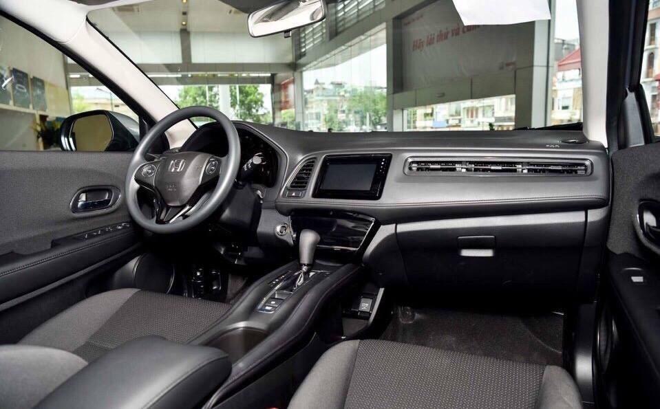 Bán ô tô Honda HRV 2019, đủ màu, nhập khẩu nguyên chiếc giá hấp dân