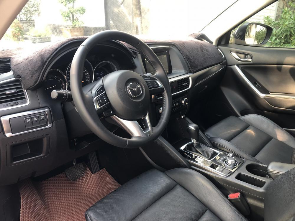 Cần bán gấp Mazda CX 5 AT bản full 2016, màu nâu