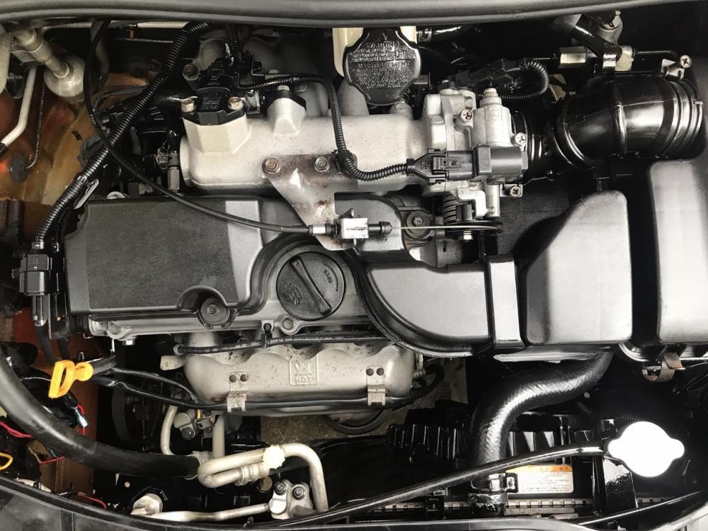 Cần bán gấp Kia Morning SLX 2008, màu nâu, nhập khẩu