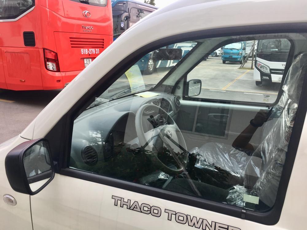 Bán Thaco TOWNER năm sản xuất 2018, màu trắng, nhập khẩu