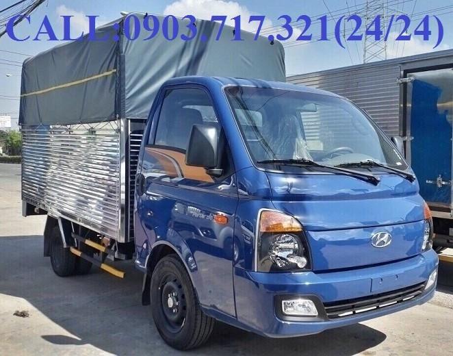 Xe tải Hyundai Porter 150 Thành Công – 1T5. Xe tải Hyundai 1T5