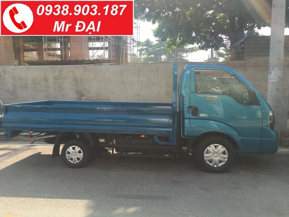 Bán xe tải Kia 1T4 K200 trả góp, hỗ trợ vay 75% lấy xe liền tay