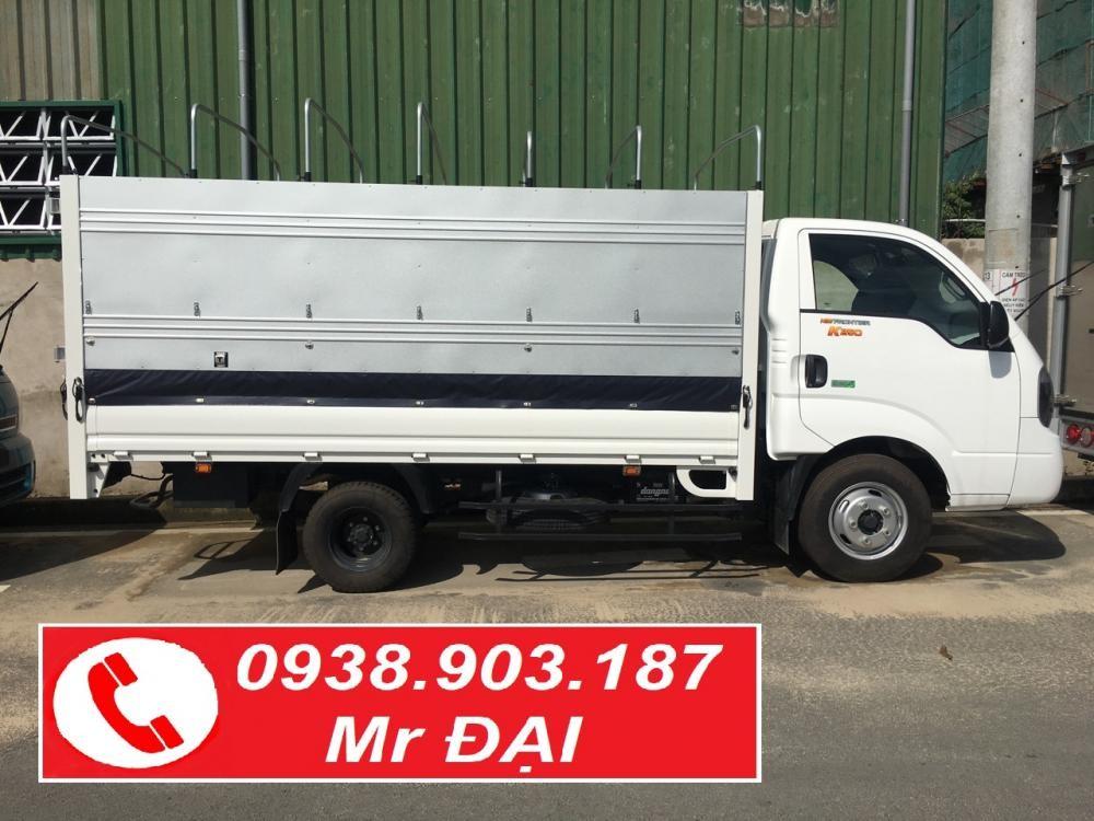 Bán xe tải 2T4 Kia K250 nhận xe ngay hỗ trợ trả góp 75%