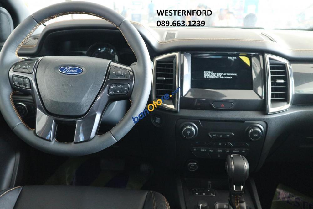 Bán Ford Ranger 2019 XLS Wildtrak ưu đãi cuối năm tặng ngay nắp thùng, lót thùng, camera hành trình