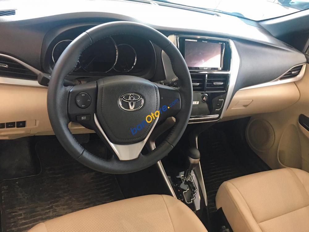 Bán xe Toyota Vios 1.5G CVT năm 2019, 581tr
