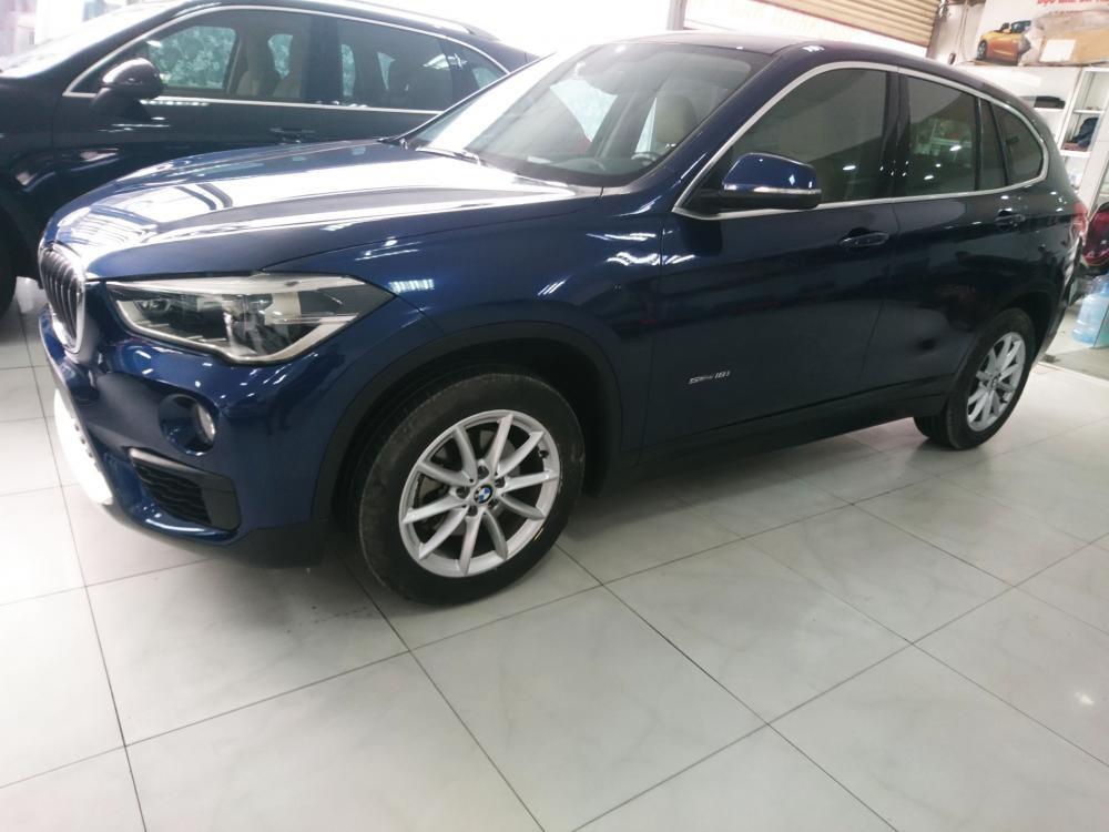 Bán BMW X1 màu xanh 2016