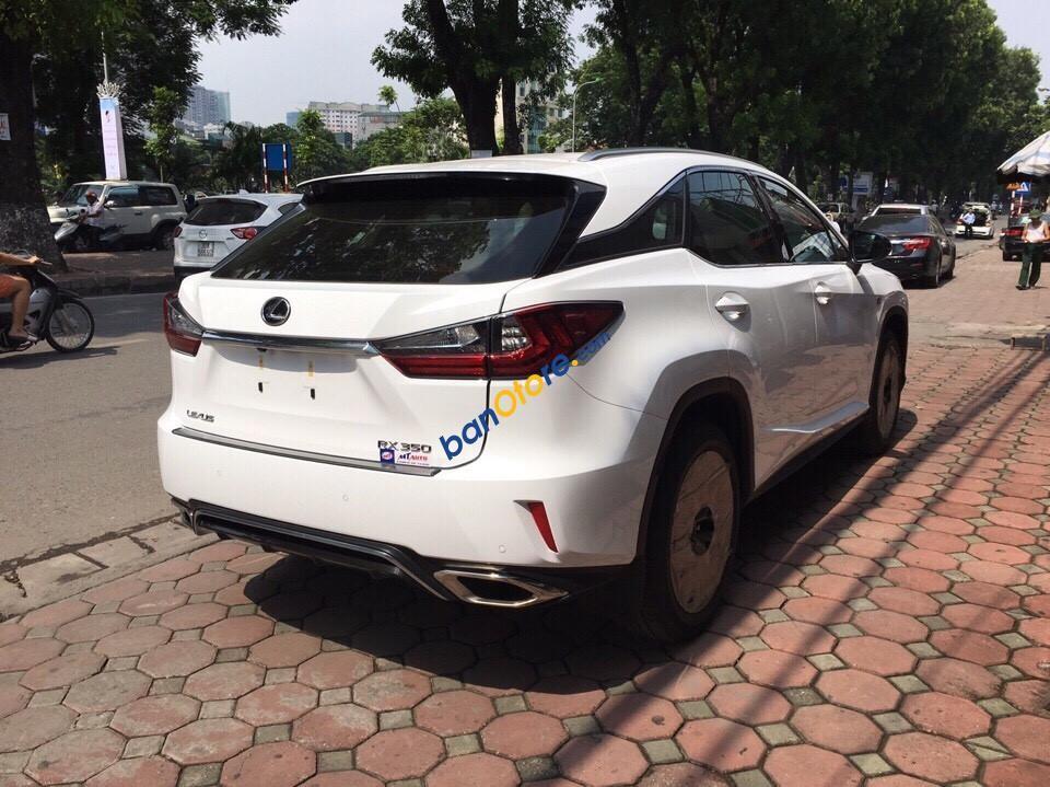 Bán Lexus RX 350 F-Sport USA năm sản xuất 2019, màu trắng, xe nhập