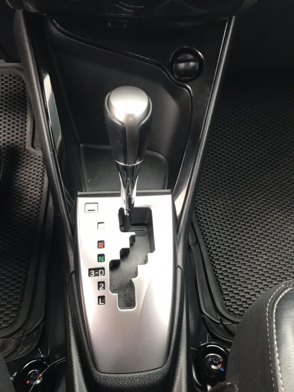 Cần bán lại xe Toyota Vios G sản xuất 2014, màu đen