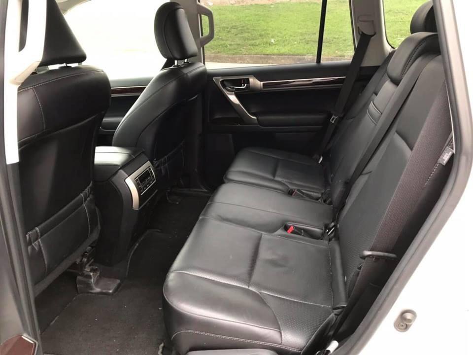 Bán Lexus GX460 Luxury 2017, đăng ký tư nhân còn bảo hành trong Lexus tới 2020