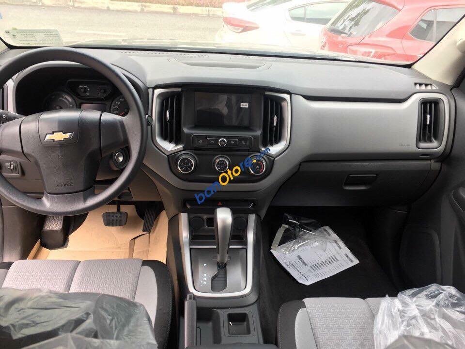 Cần bán Chevrolet Colorado LT năm sản xuất 2018, màu bạc, nhập khẩu, giá tốt