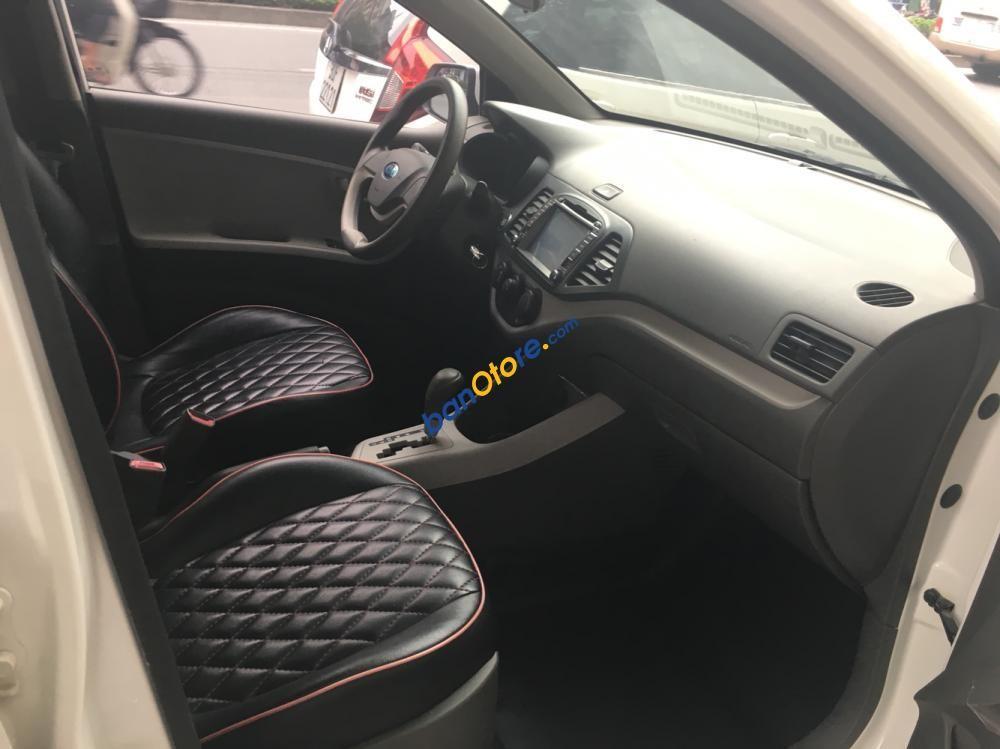 Cần bán gấp Kia Morning Van năm 2014, màu trắng, xe nhập chính chủ
