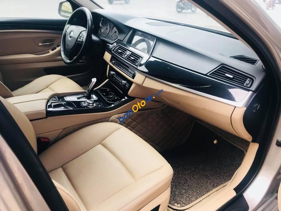 Bán BMW 5 Series 520i sản xuất 2013, nhập khẩu nguyên chiếc