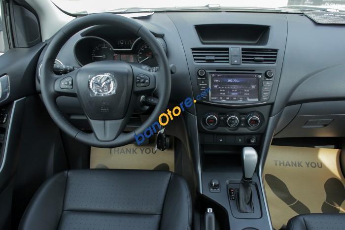 Bán Mazda BT 50 năm 2018, màu xanh lam, nhập khẩu