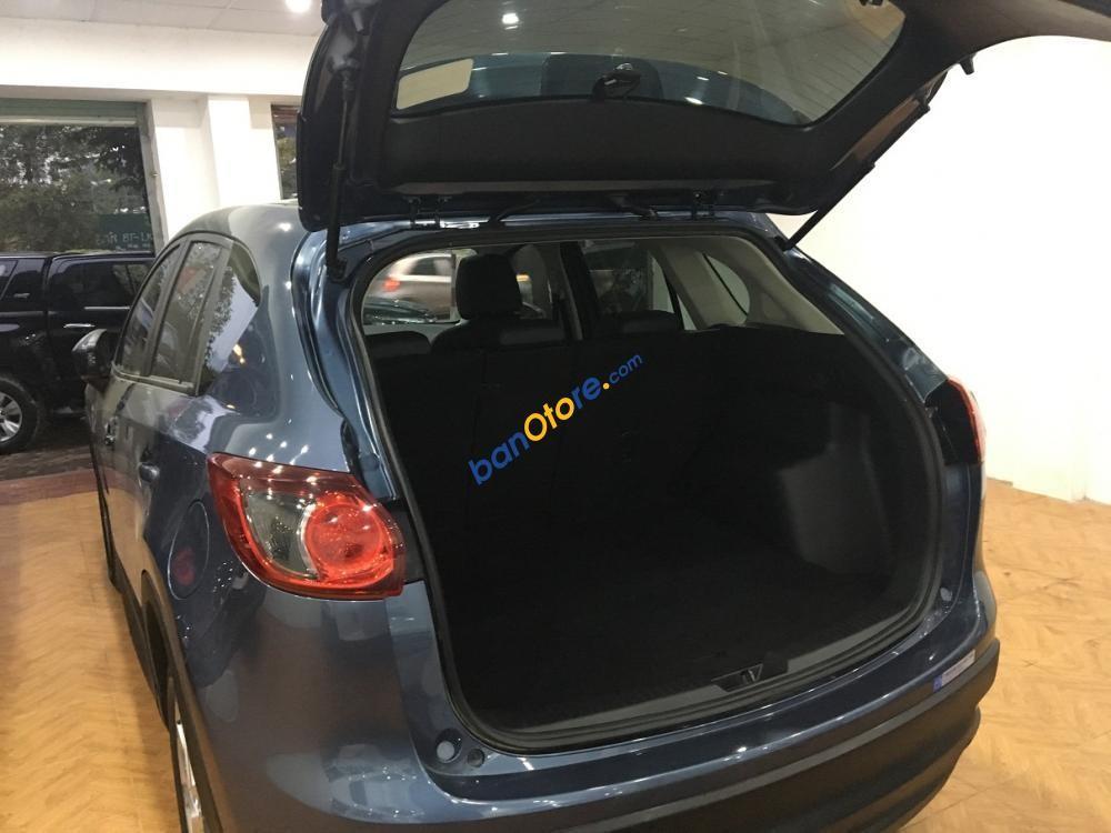 Cần bán xe Mazda CX 5 2.0L AWD sản xuất năm 2015, màu xanh lam số tự động