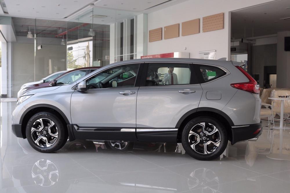 Bán xe Honda CR V L sản xuất 2019, xe nhập