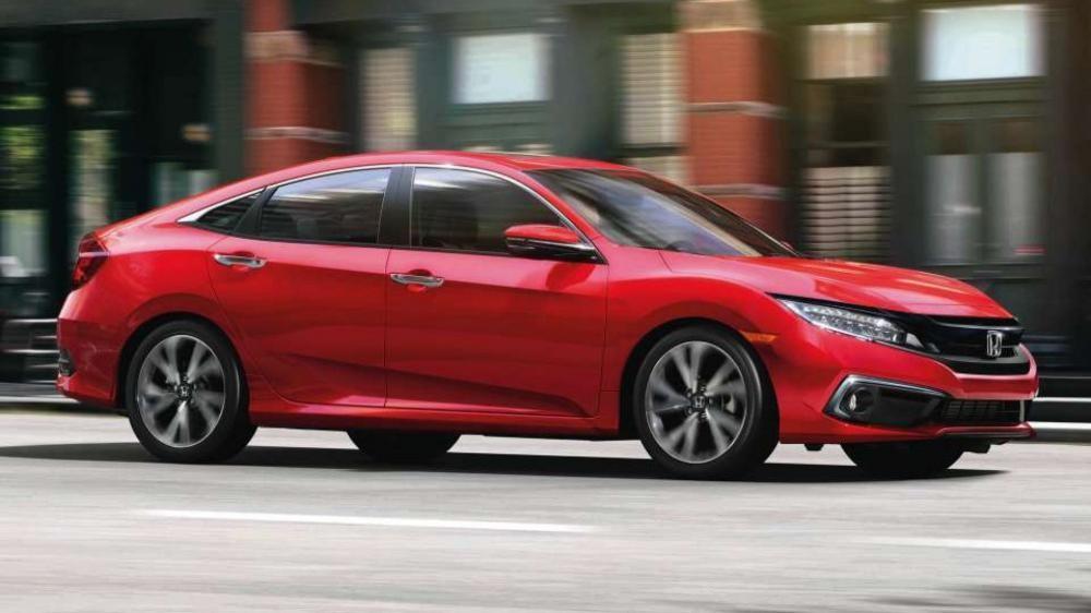 Soi trang bị 3 phiên bản của Honda Civic 2019 sắp bán tại Việt Nam 3