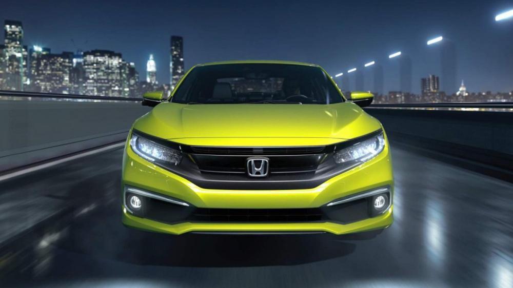 Soi trang bị 3 phiên bản của Honda Civic 2019 sắp bán tại Việt Nam 2