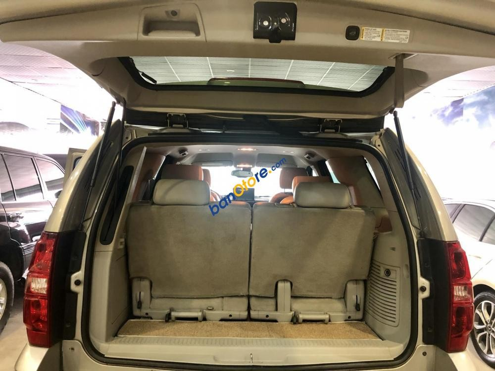 Bán Chevrolet Tahoe LS năm 2007, màu bạc, xe nhập số tự động