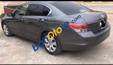 Bán xe Honda Accord 2.4 năm 2008, màu xám, xe nhập, giá 465tr