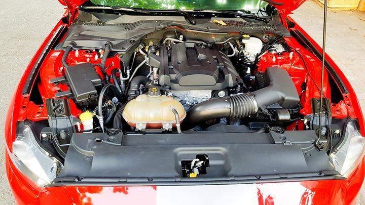Động cơ Ford Mustang 2015
