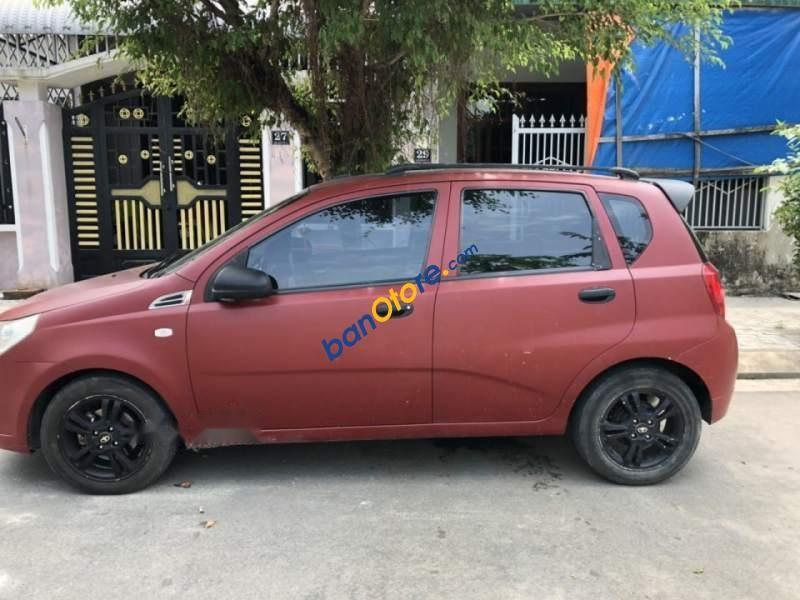 Bán Daewoo GentraX sản xuất 2010, màu đỏ, xe nhập, 250tr