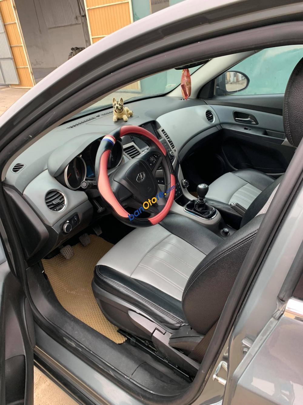 Bán ô tô Daewoo Lacetti SE 1.6 MT năm 2010, màu xám, xe nhập