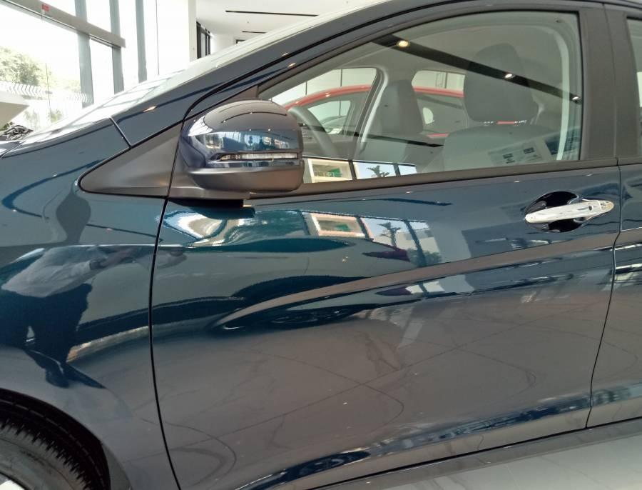 Bán ô tô Honda City năm sản xuất 2019, màu xanh lam