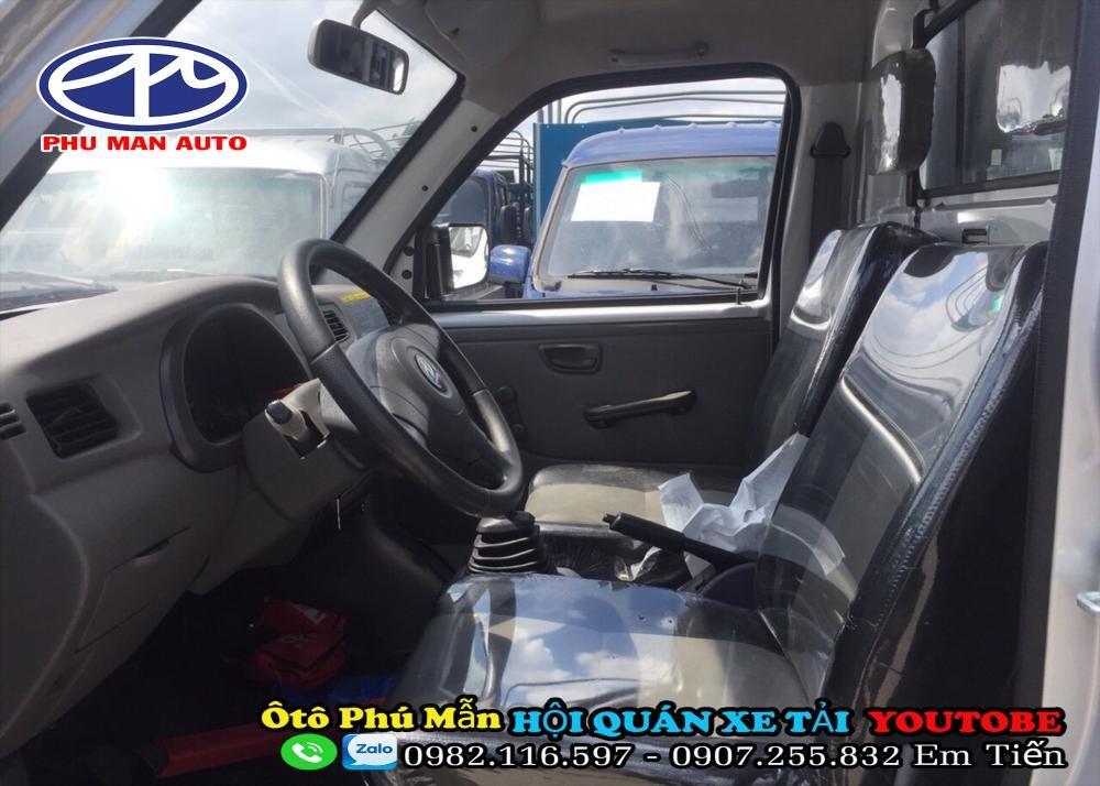 Xe tải Dongben thùng kín đời 2019 - xe tải Dongben 770kg