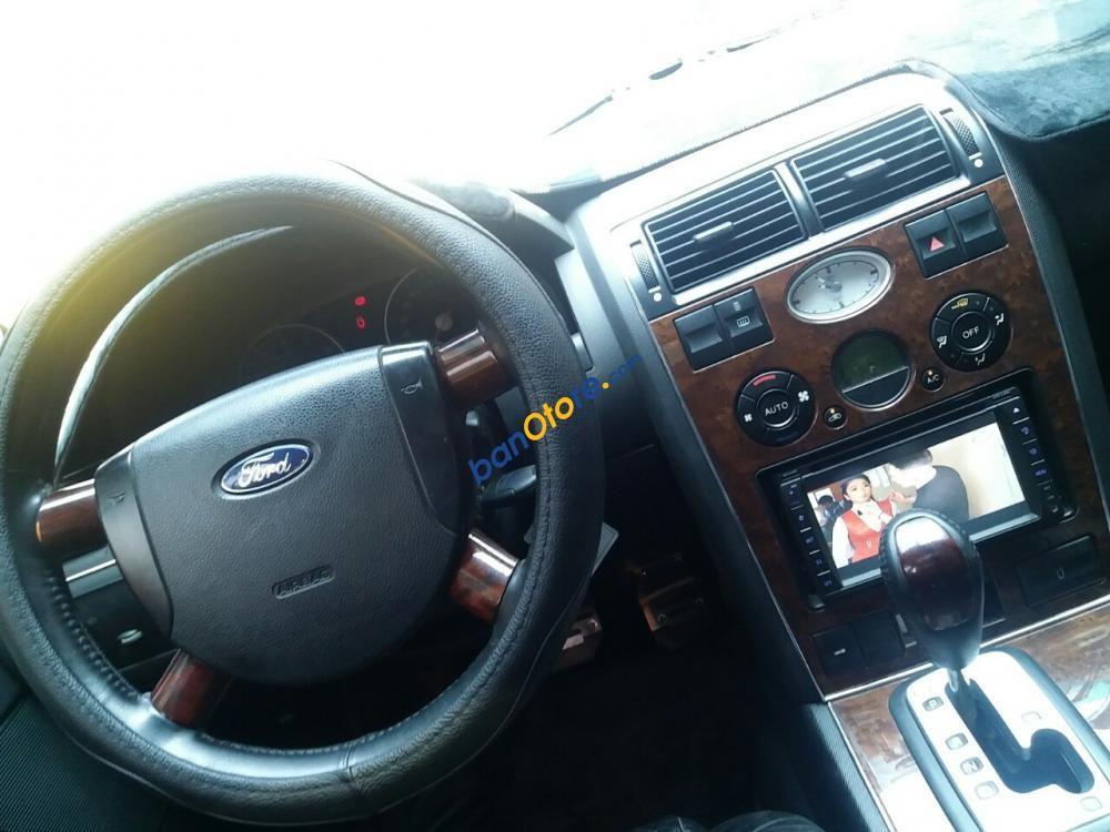 Bán ô tô Ford Mondeo AT sản xuất 2005, màu nâu