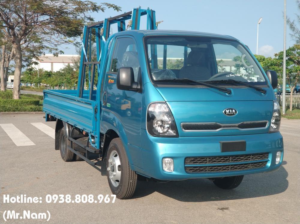 Bán xe tải Kia K250 - Thùng lửng có giá chở kính tải trọng 2 tấn 4, 1 tấn 4 0938.808.967-Nam